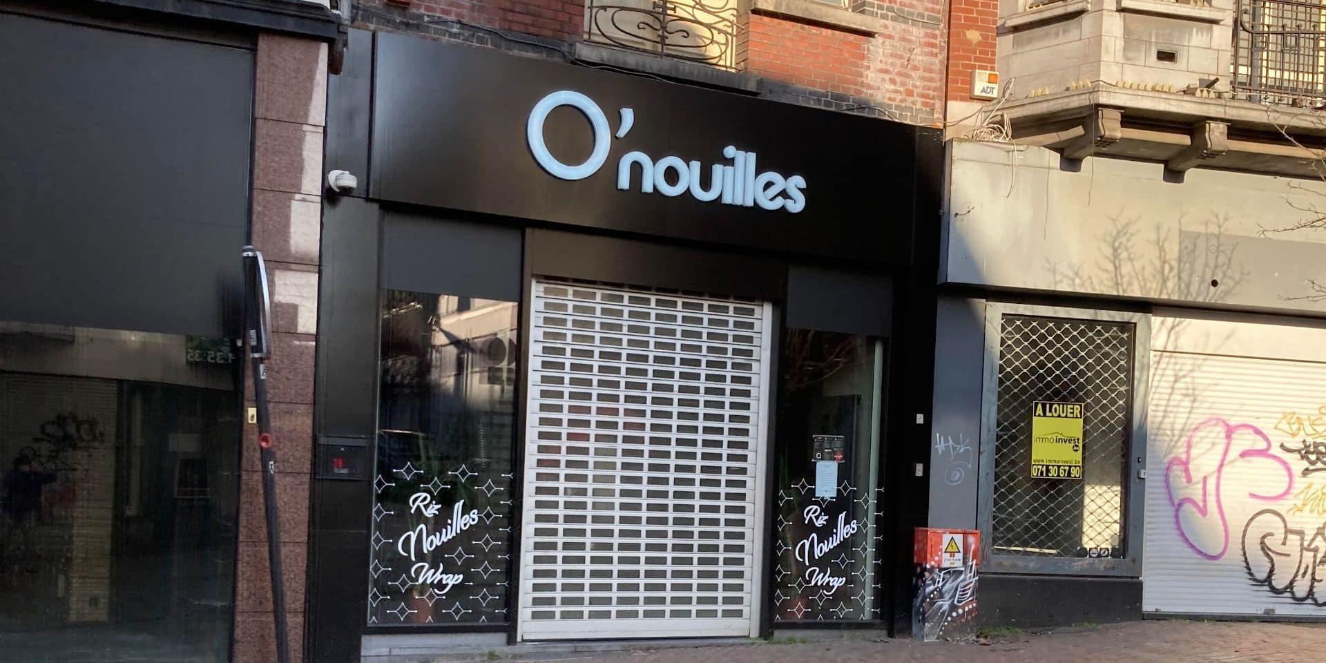 O'Nouilles et Socio-pâtes, deux restaurants carolos qui ont ouvert leurs portes durant la crise sanitaire