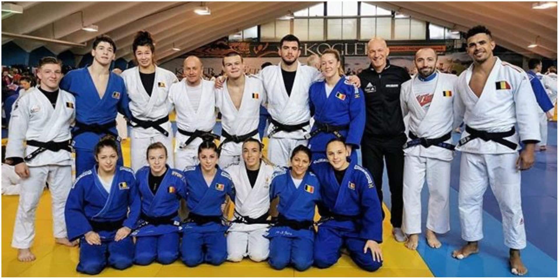 Onze judokas belges engagés à Tel Aviv !