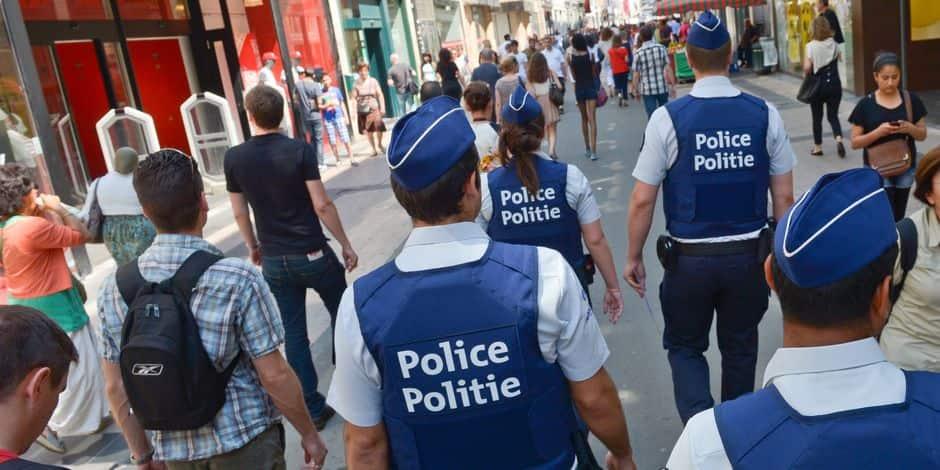La flamandisation de la zone de police Midi pointée du doigt - La DH