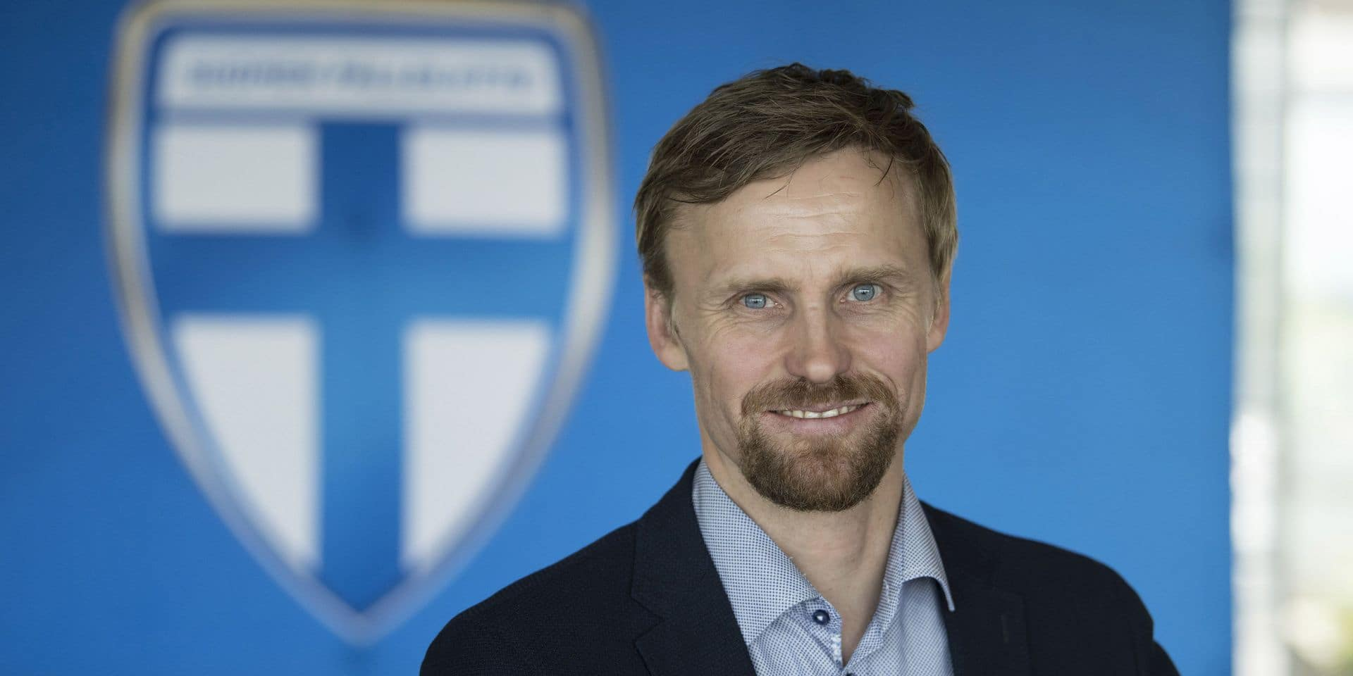 """On a retrouvé Hannu Tihinen, l'ex-Mauve directeur technique de la Fédération finlandaise: """"Si la Finlande vous bat, vous serez la risée du monde"""""""