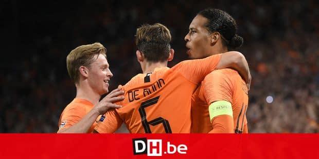 Strootman n'a pas participé au succès contre l'Allemagne — Pays-Bas