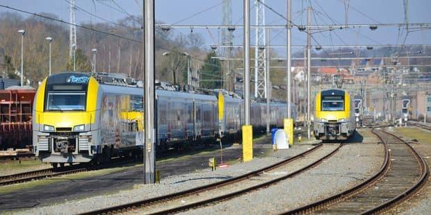 Les trains supprimés entre Ottignies et Gembloux - La DH