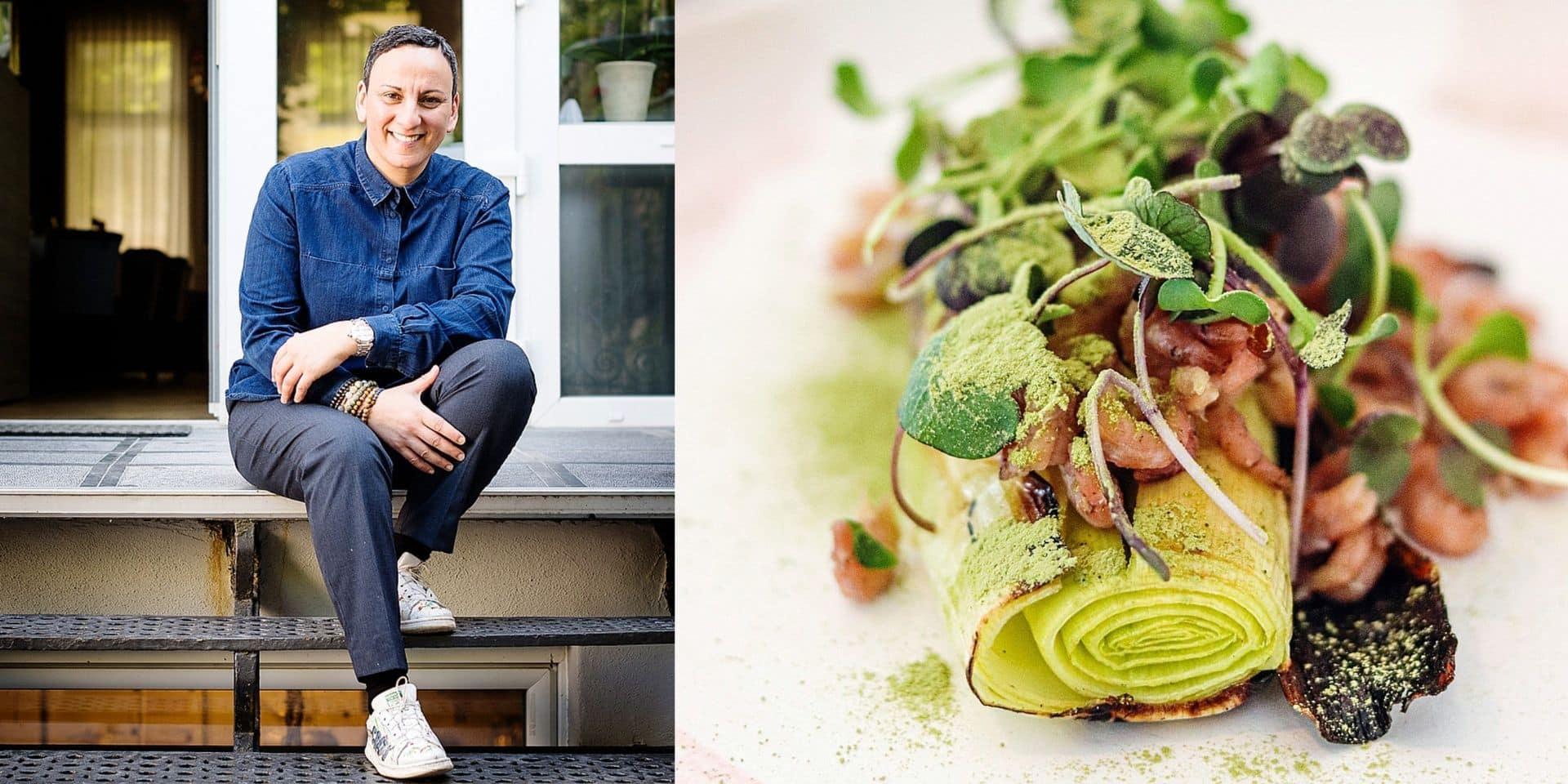 Manger un plat étoilé à domicile ... c'est possible avec Isabelle Arpin