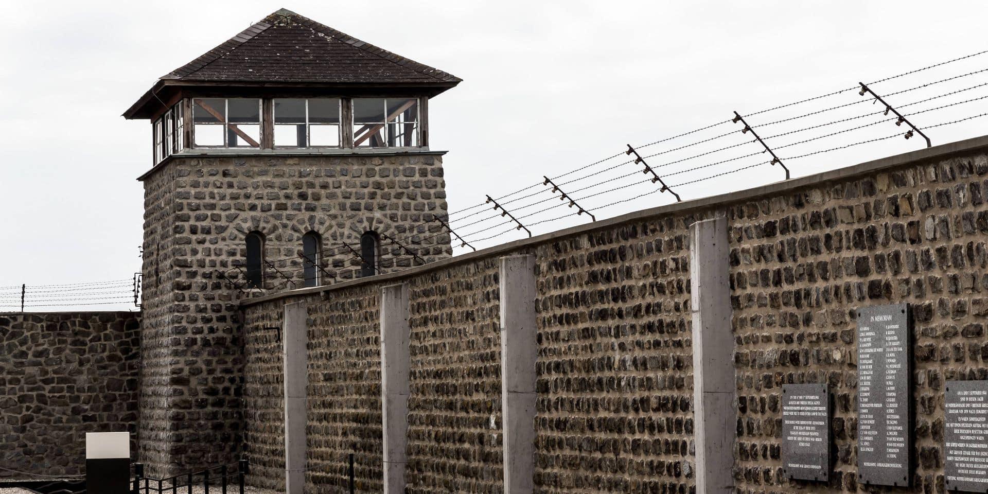 Das Konzentrationslager Mauthausen in Österreich KZ der Stufe III von 1938 bis 1945