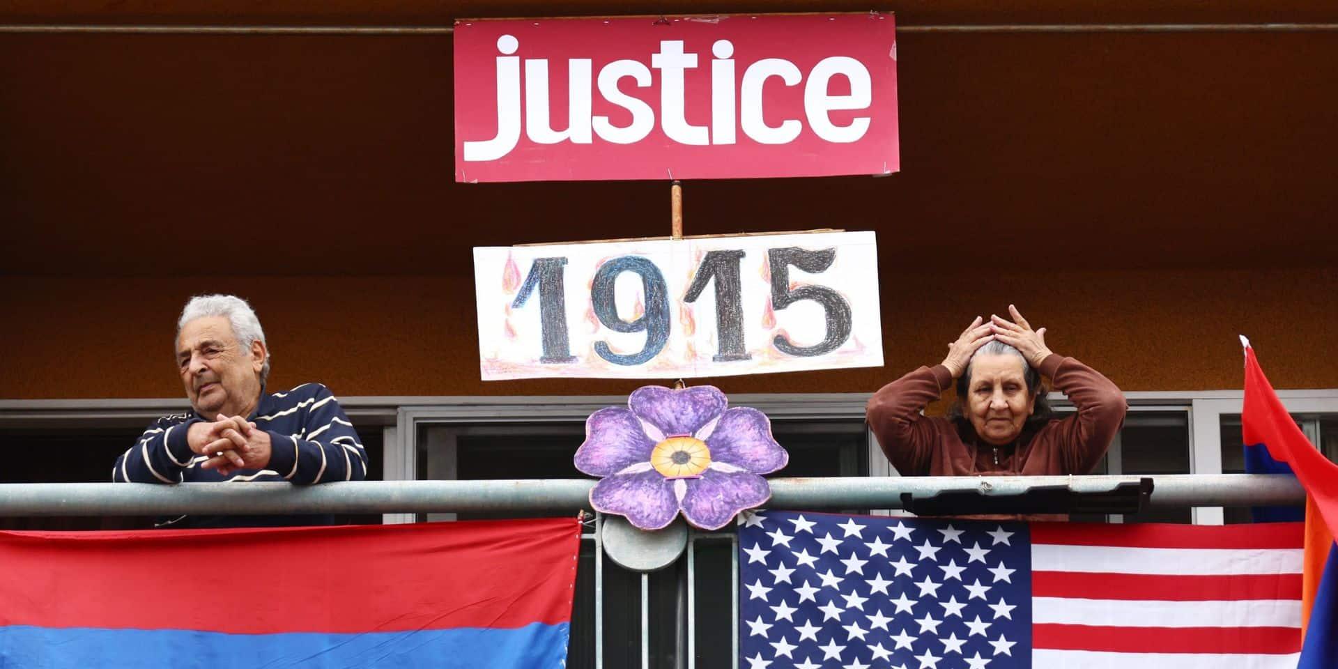 Les Arméniens de New York entre joie et frustration après l'annonce de Biden