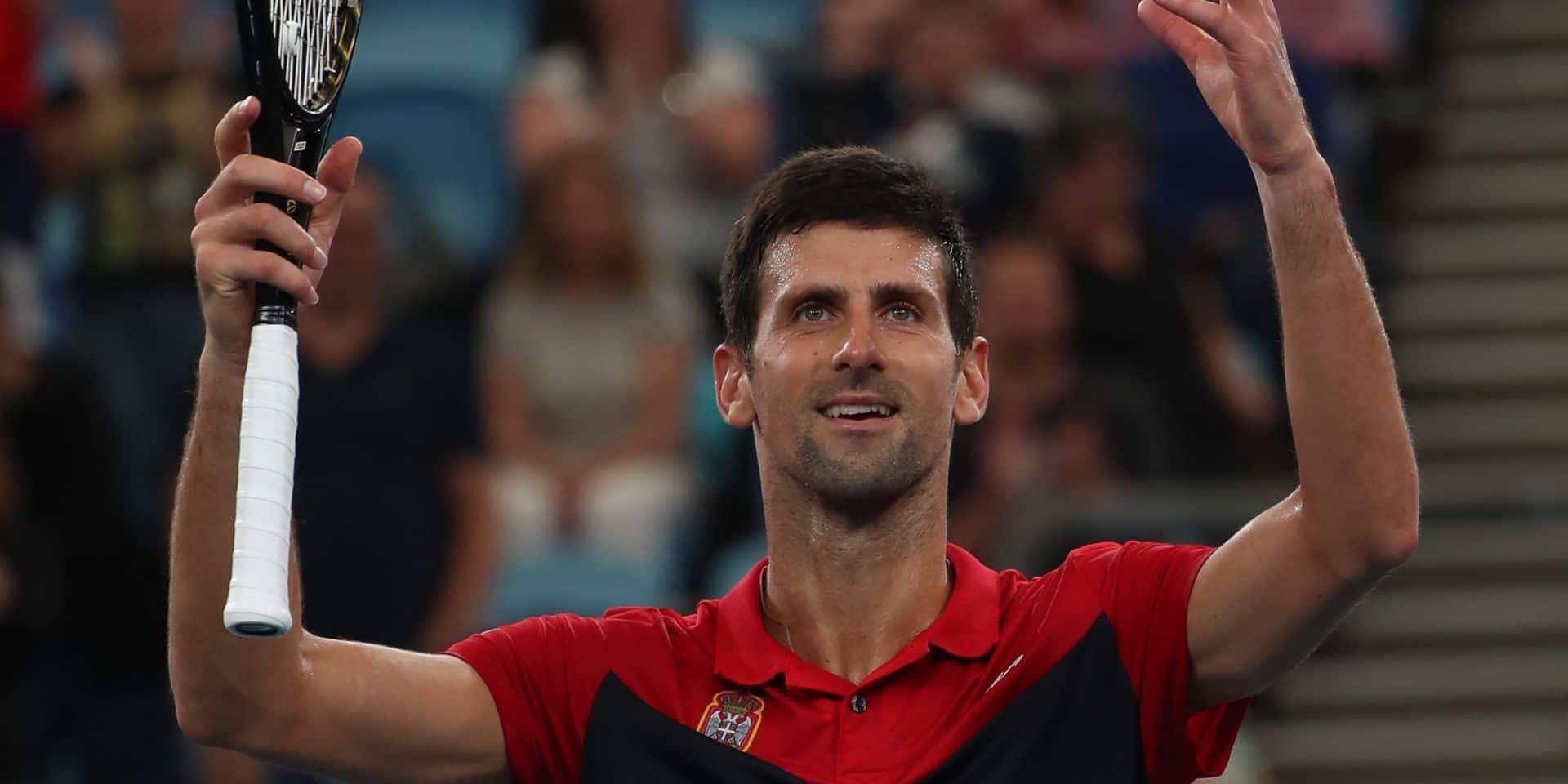 Djokovic bat Nadal et ramène les deux équipes à égalité, le double sera décisif
