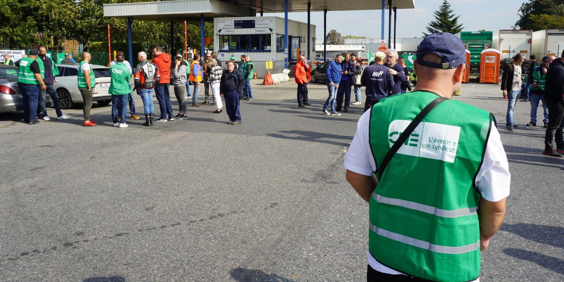 """Logistics à Nivelles : """"On était des héros pendant le Covid et voilà le merci qu'on a !"""""""