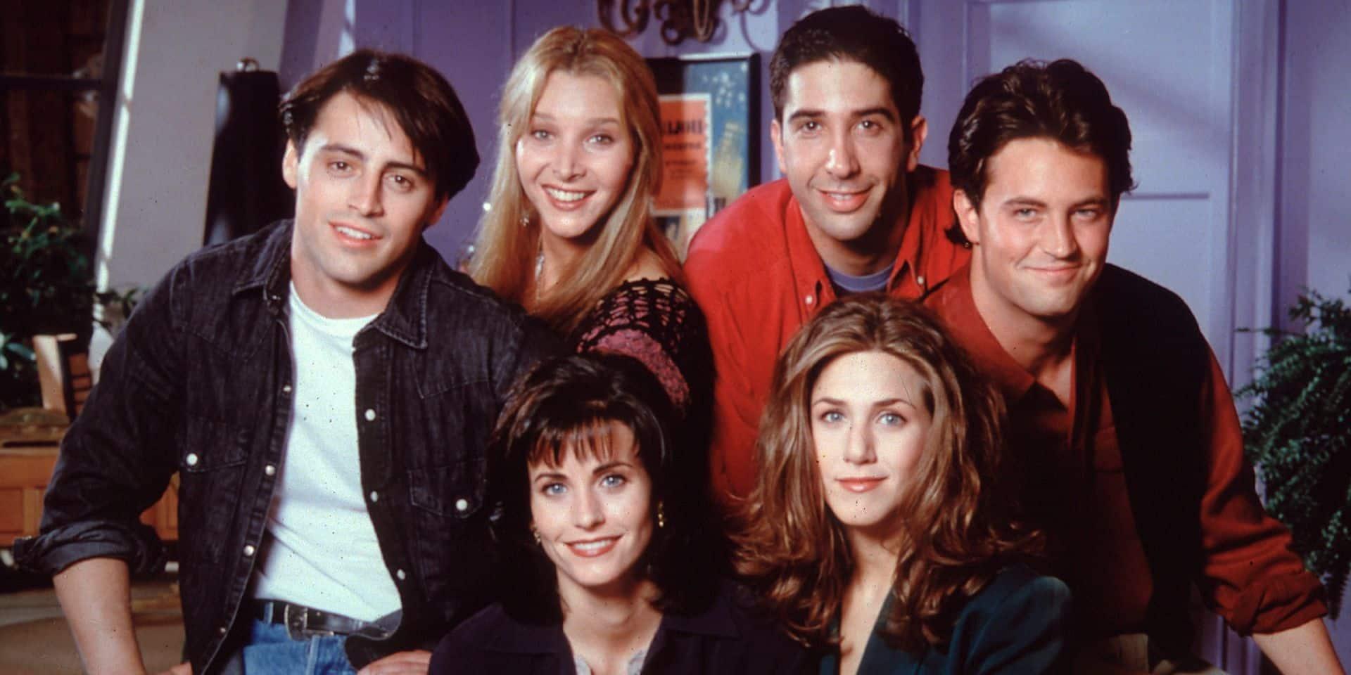 C'est officiel: les acteurs de Friends annoncent le retour de la série conjointement sur Instagram