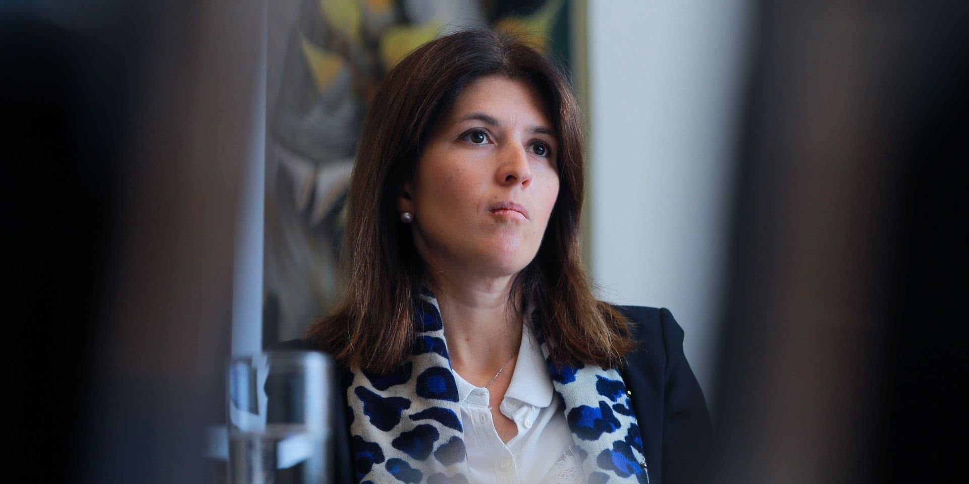 "Alexia Bertrand (MR) : ""Les mesures Covid à Bruxelles doivent être ciblées, quartier par quartier!"""