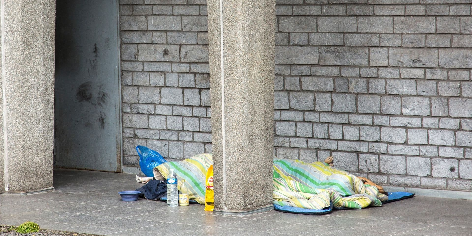 Mouscron: l'abri de nuit doit s'adapter à la crise sanitaire