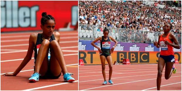 En tête à un tour de la fin, cette athlète s'arrête de courir bien trop tôt (VIDEO) - La DH