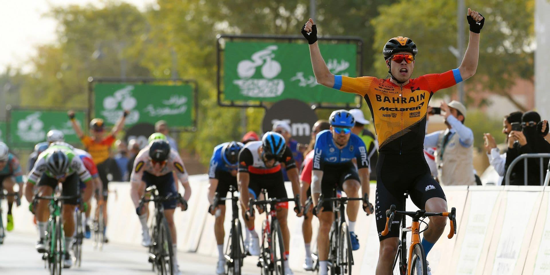 Tour de la Provence: Bauhaus gagne la dernière étape au sprint, Sosa vainqueur final