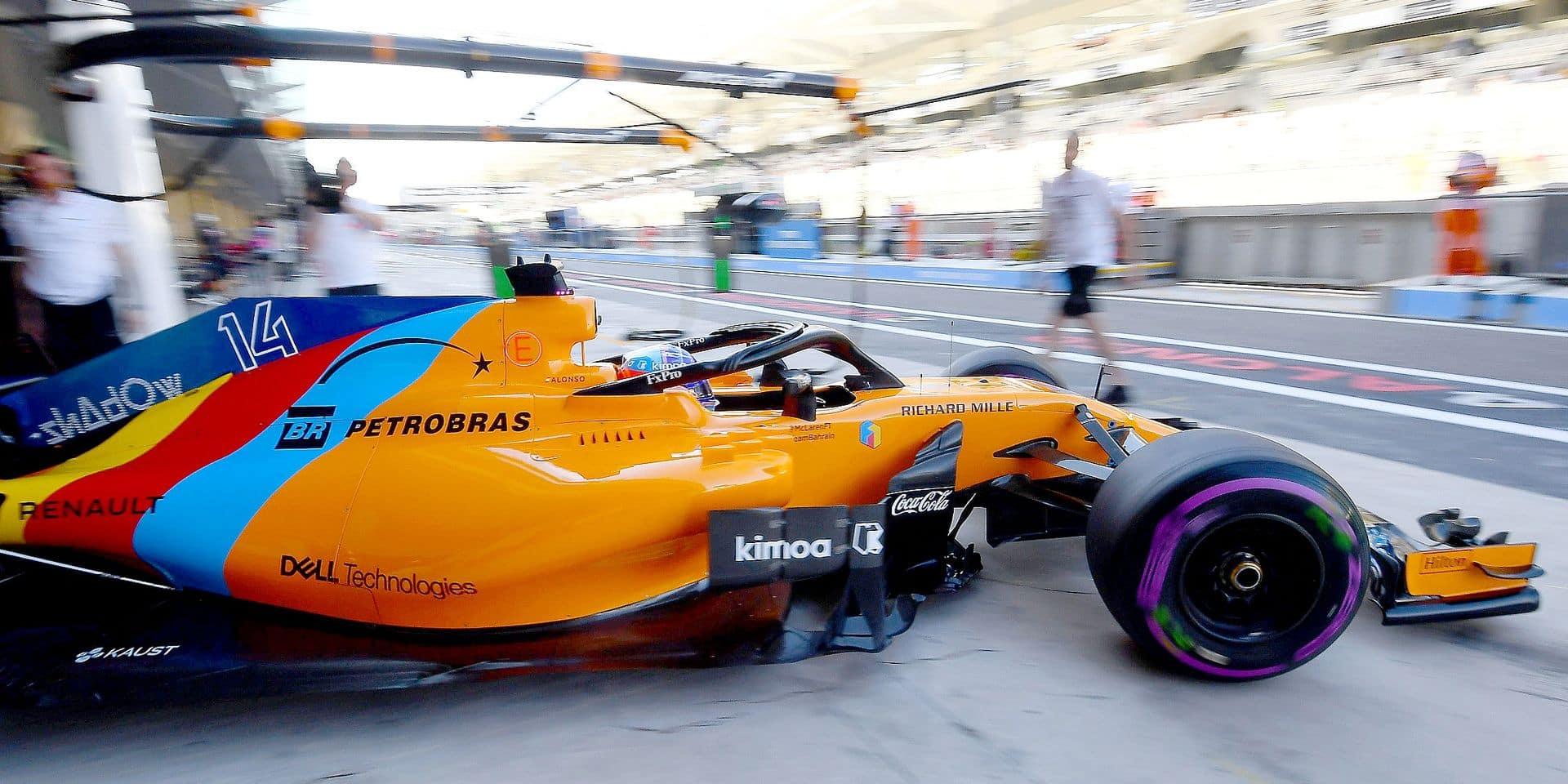 """Alonso fait ses adieux à la F1: """"Envie d'une vie normale"""""""