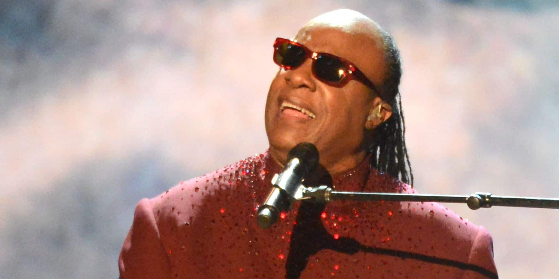 Stevie Wonder est enfin de retour!