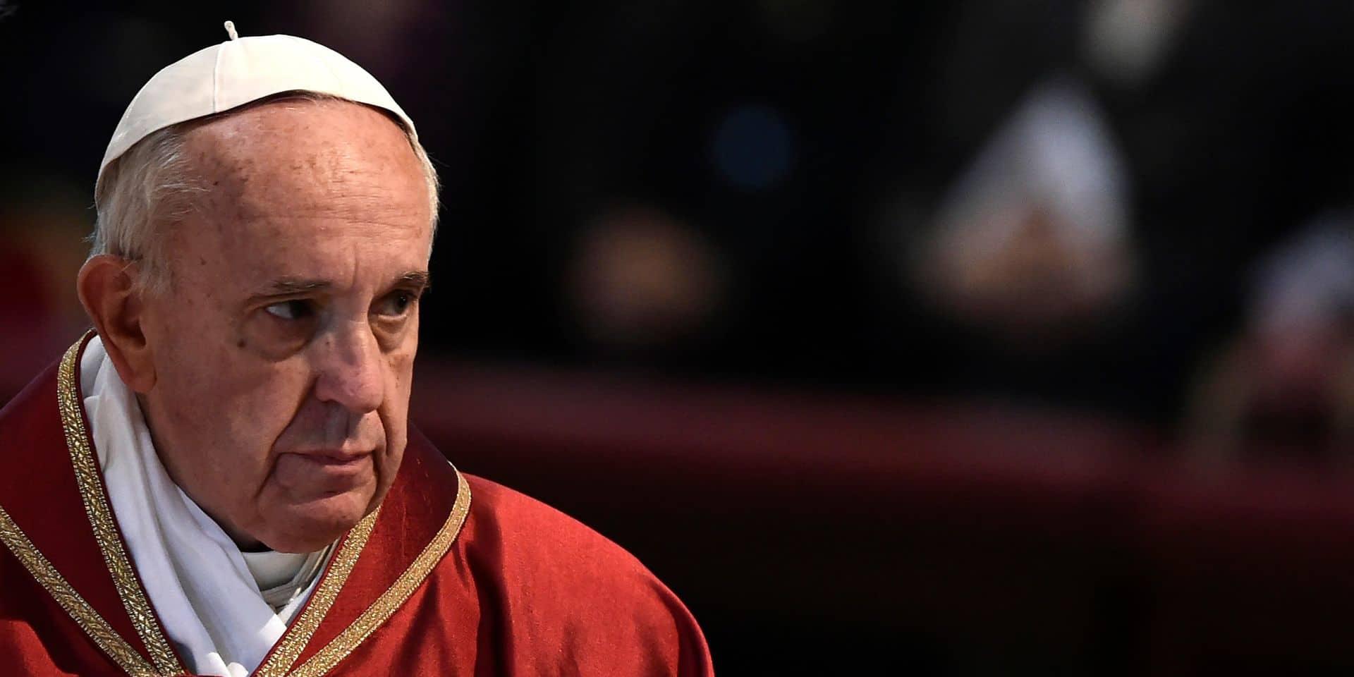 Le pape s'exprime sur les abus sexuels dans l'église d'Europe centrale et de l'Est