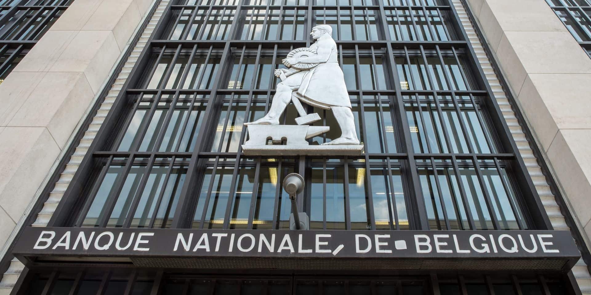 Le taux belge à dix ans négatif pour la première fois