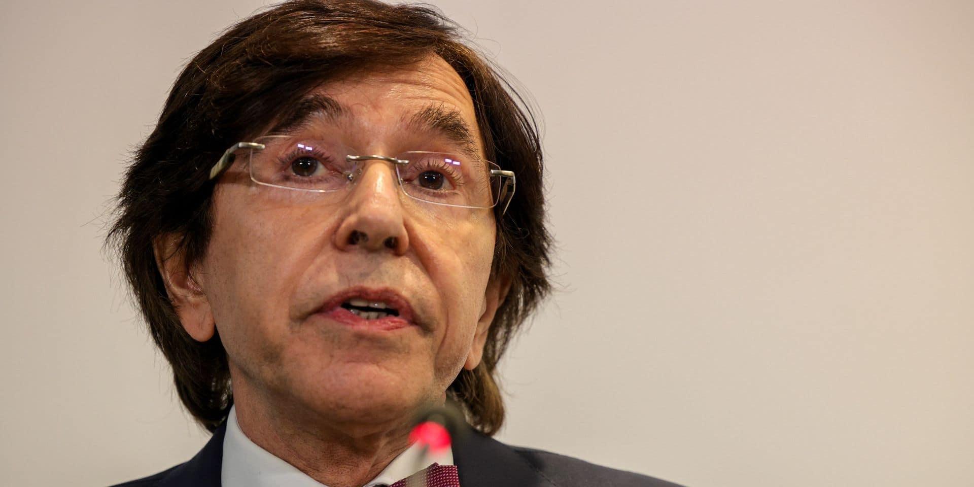 """Elio Di Rupo: """"Le retour à la liberté serait plutôt pour août que juillet"""""""