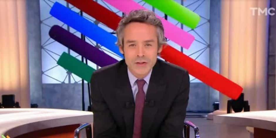 """Pas de """"Quotidien"""" de Yann Barthès cette semaine"""