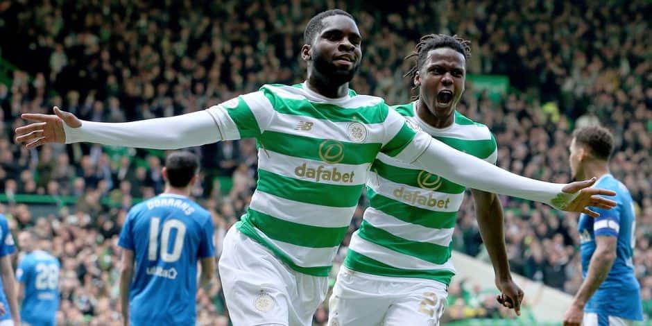 Le Celtic champion en collant une fessée aux Rangers