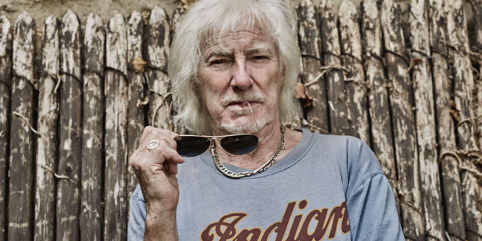 Hugues Aufray livre son autoportrait: le boss est de retour!
