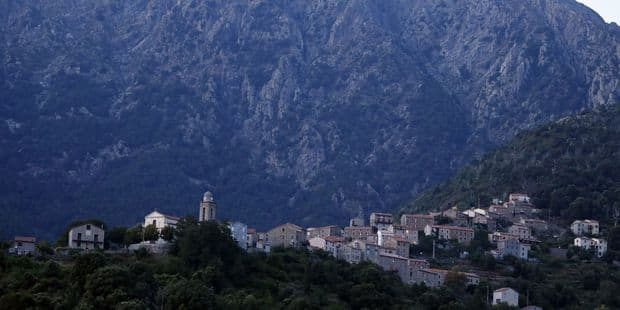Une crue dans un canyon de Corse fait 4 morts, dont une fillette de 7 ans - La DH