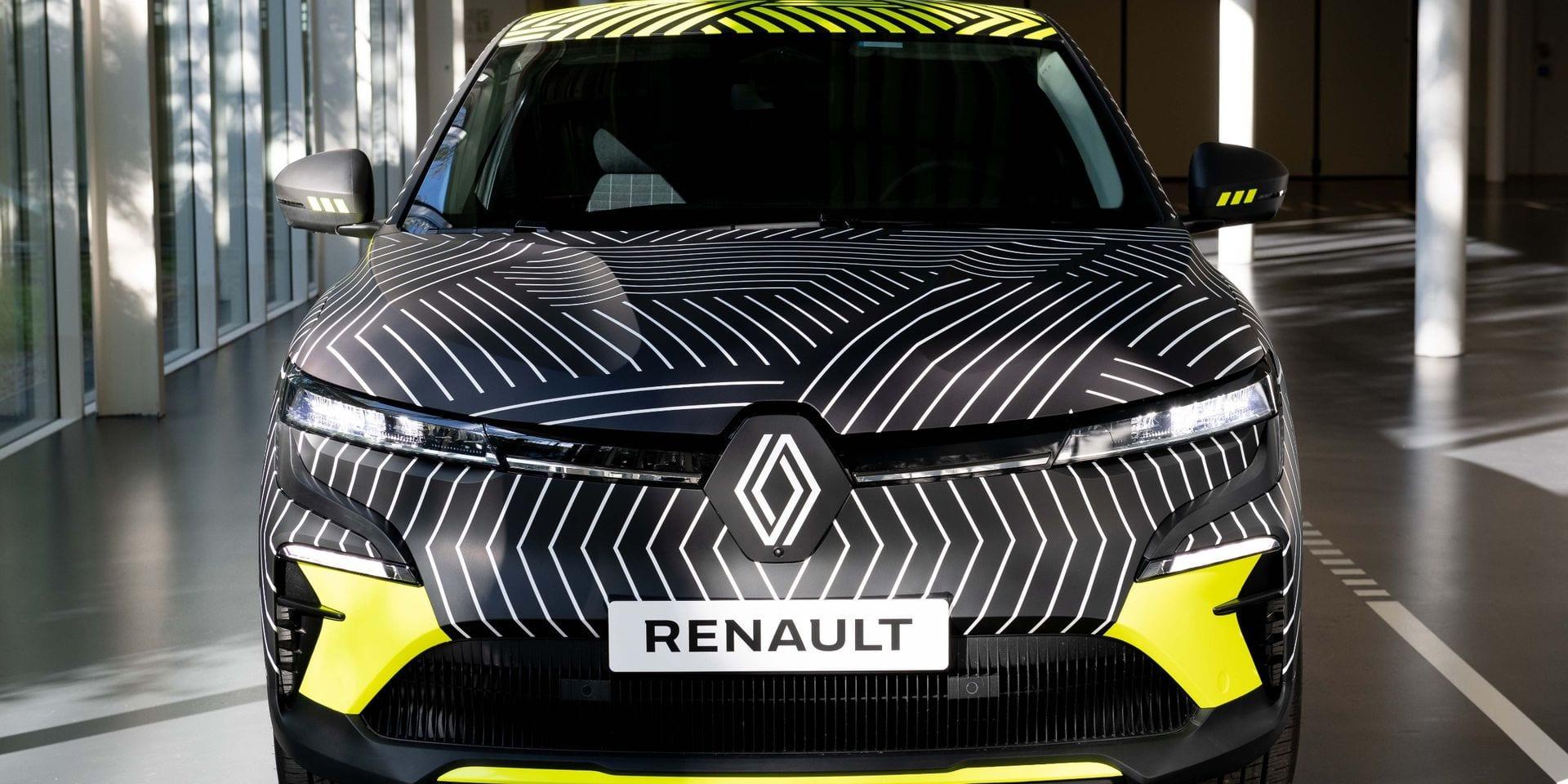 """Renault et Dacia présenteront deux nouveautés importantes à Munich : la nouvelle Megane et une familiale de 7 places """"inédite"""" au menu"""