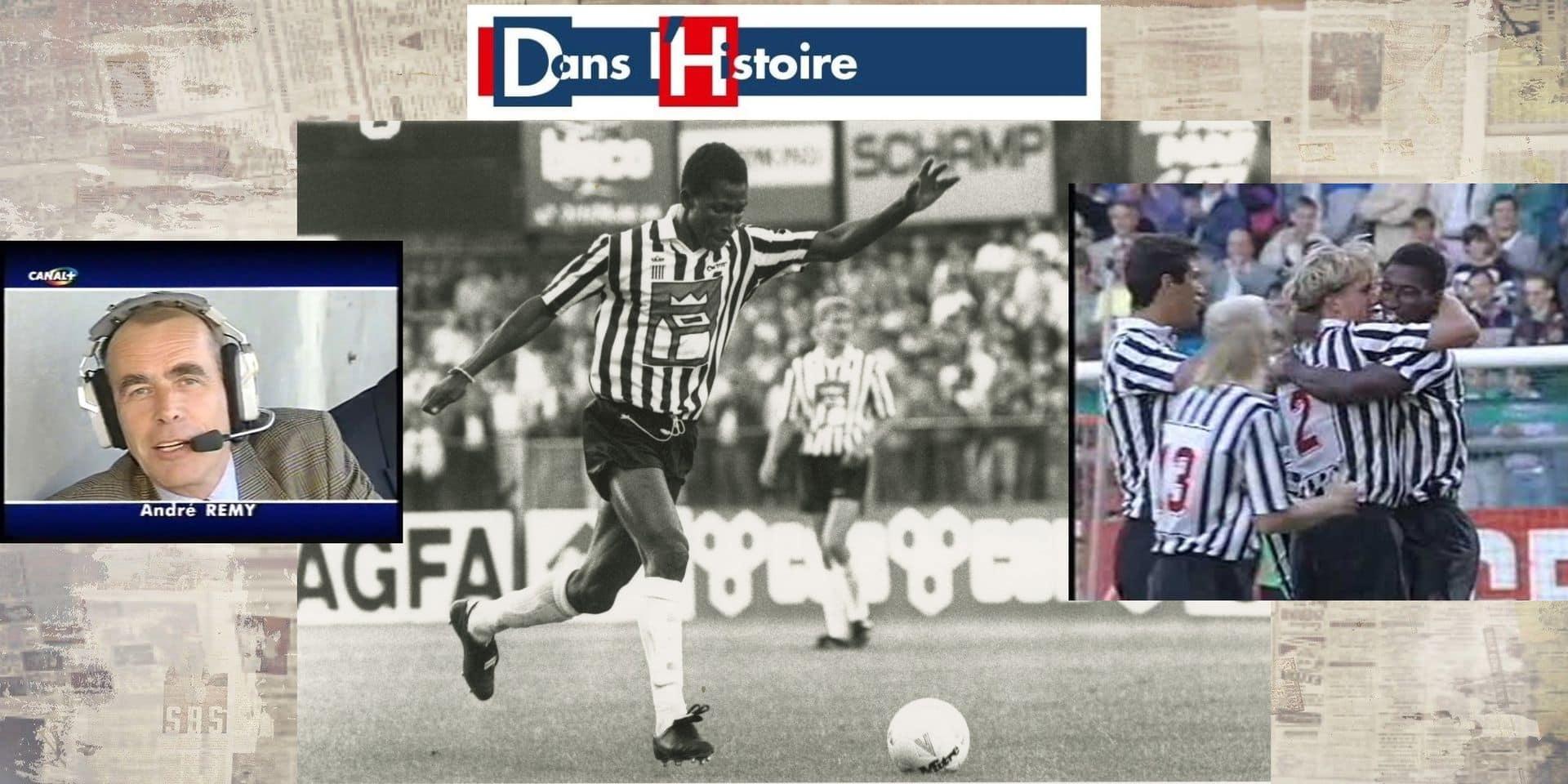 17 août 1990: la D1 belge crève le petit écran pour la première fois (VIDÉOS)