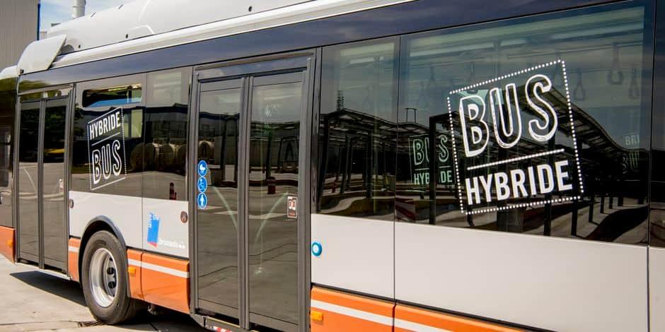Découvrez le trajet de la nouvelle ligne de bus 56 qui relie Neder-Over-Heembeek au quartier européen