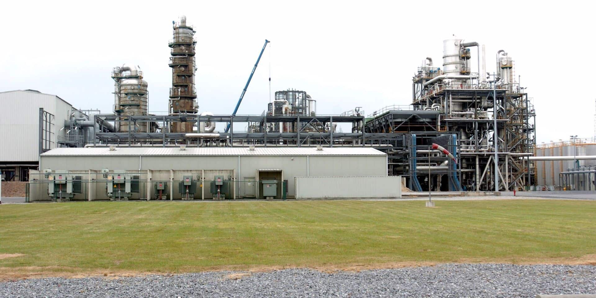 Site BASF à Feluy : L'objectif est de lancer le chantier de reconversion à la mi-2022