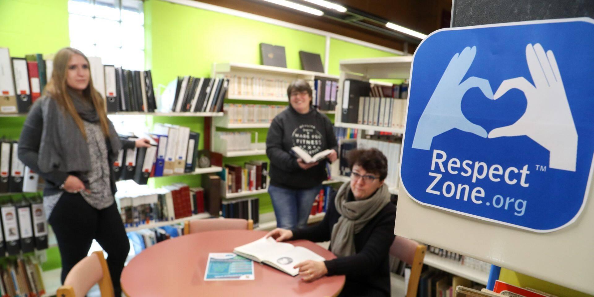 Dour : La bibliothèque communale va faire peau neuve
