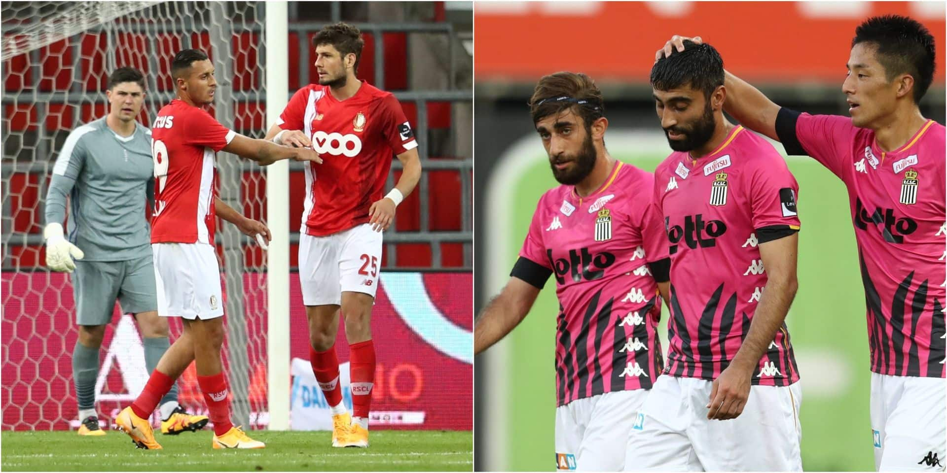 Barrages de l'Europa League: Charleroi affronterait Apollon Limassol ou Lech Poznan et le Standard Fehervar ou Reims