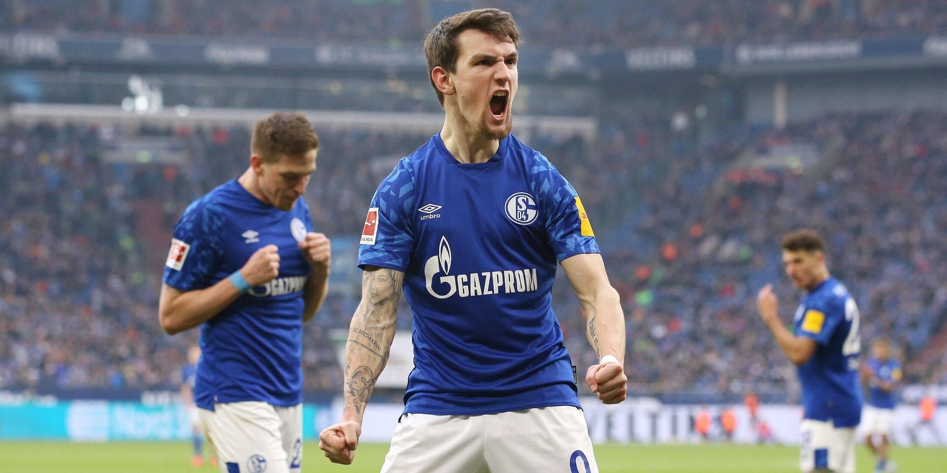 Coronavirus: les joueurs de Schalke, dont Benito Raman, renoncent à une partie de leur salaire