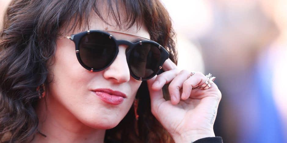Asia Argento achète le silence d'un jeune homme qu'elle a agressé sexuellement