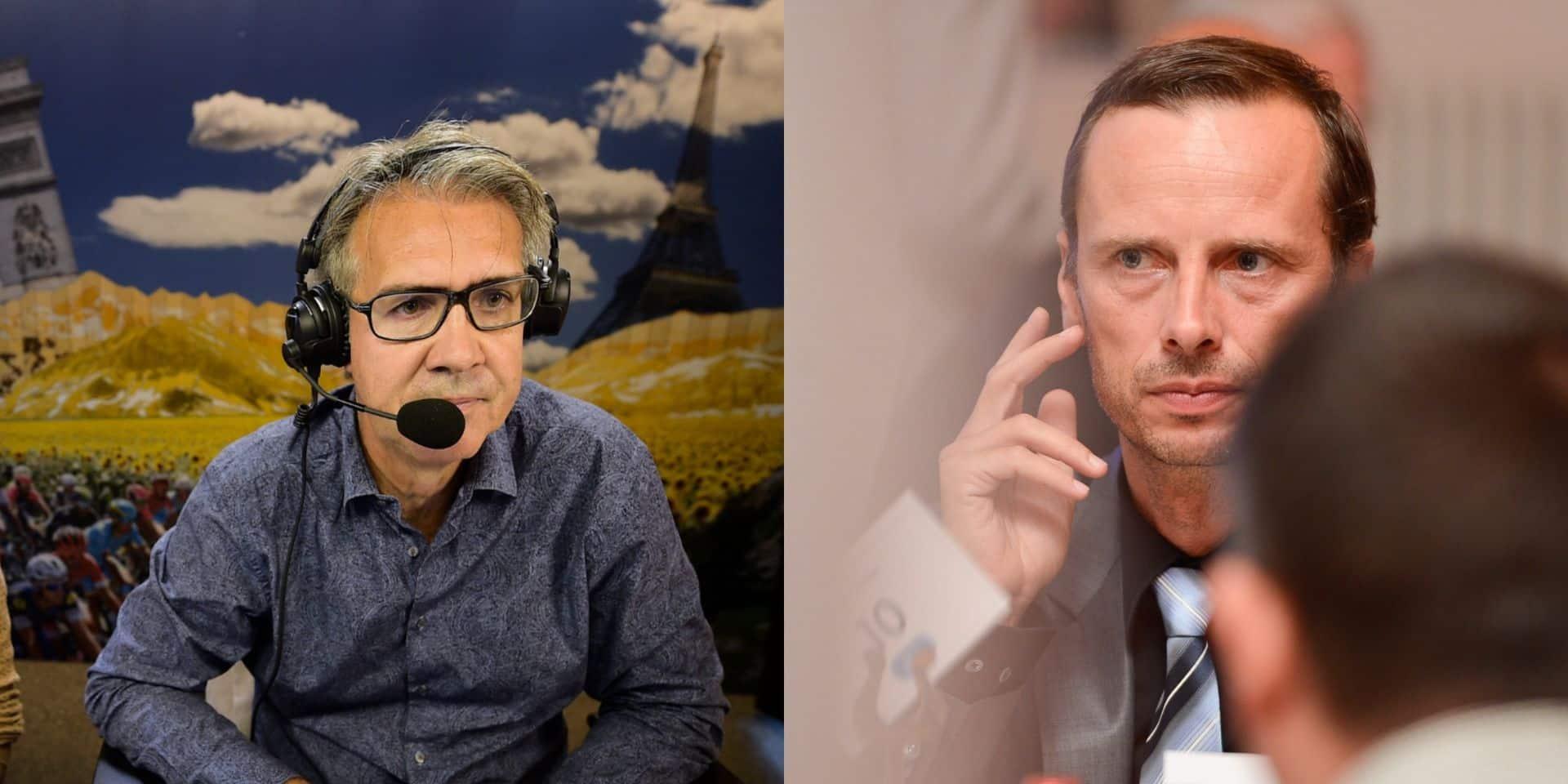 Rodrigo Beenkens apporte son soutien à Vincent Langendries, malgré les critiques des téléspectateurs de l'Euro