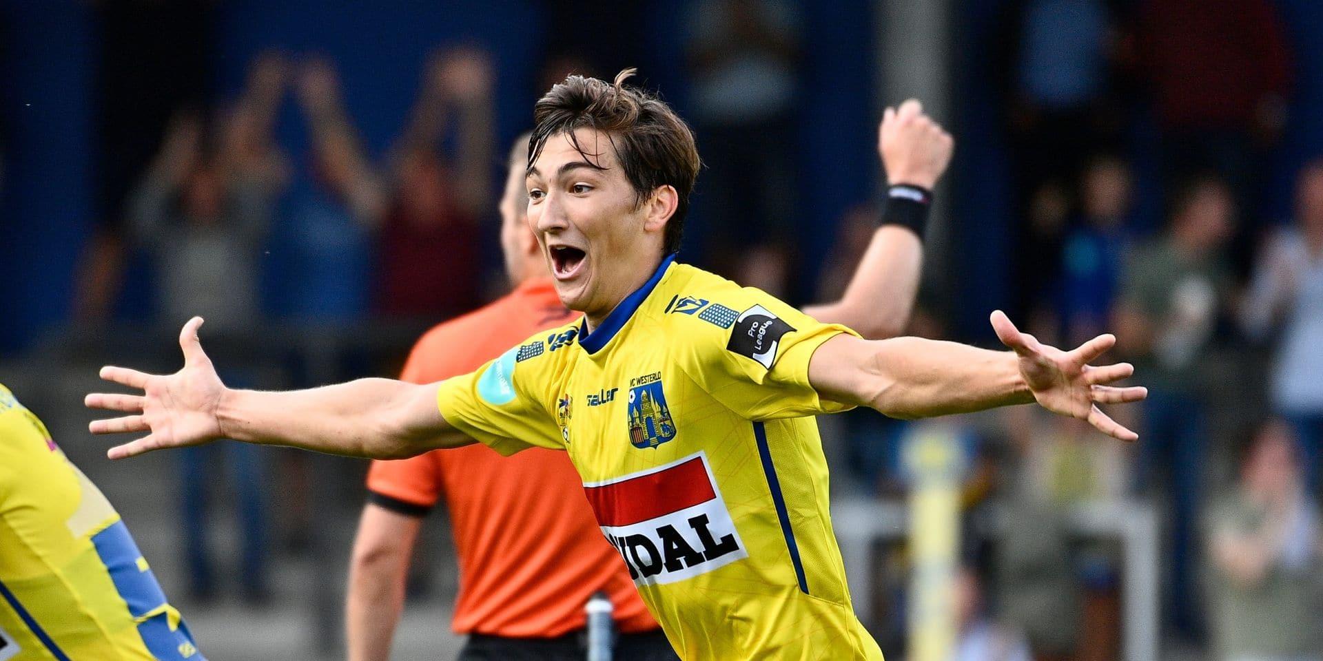 Westerlo rattrape deux buts de retard contre Deinze et reste en tête de la D1B