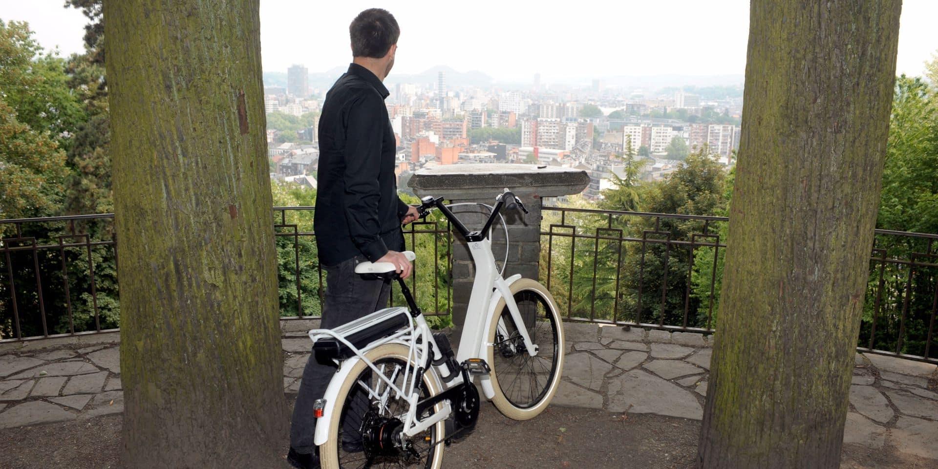 """Le projet """"2 mois, 2 roues"""" revient à Écaussinnes : testez un vélo à assistance électrique"""