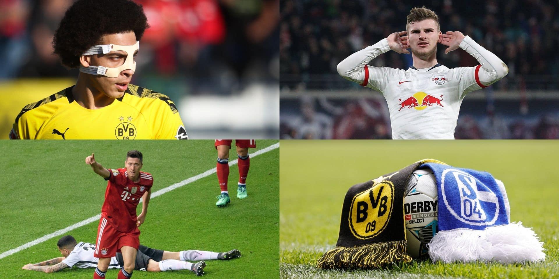 La Bundesliga reprend ce week-end: tout ce qu'il faut savoir avant la reprise