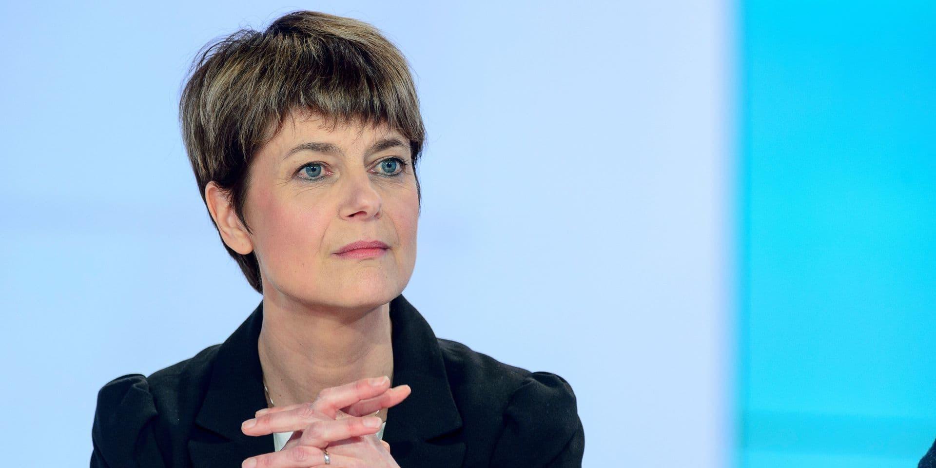 Stéphane Moreau Out : le PTB ne lâche pas Valérie De Bue (MR)