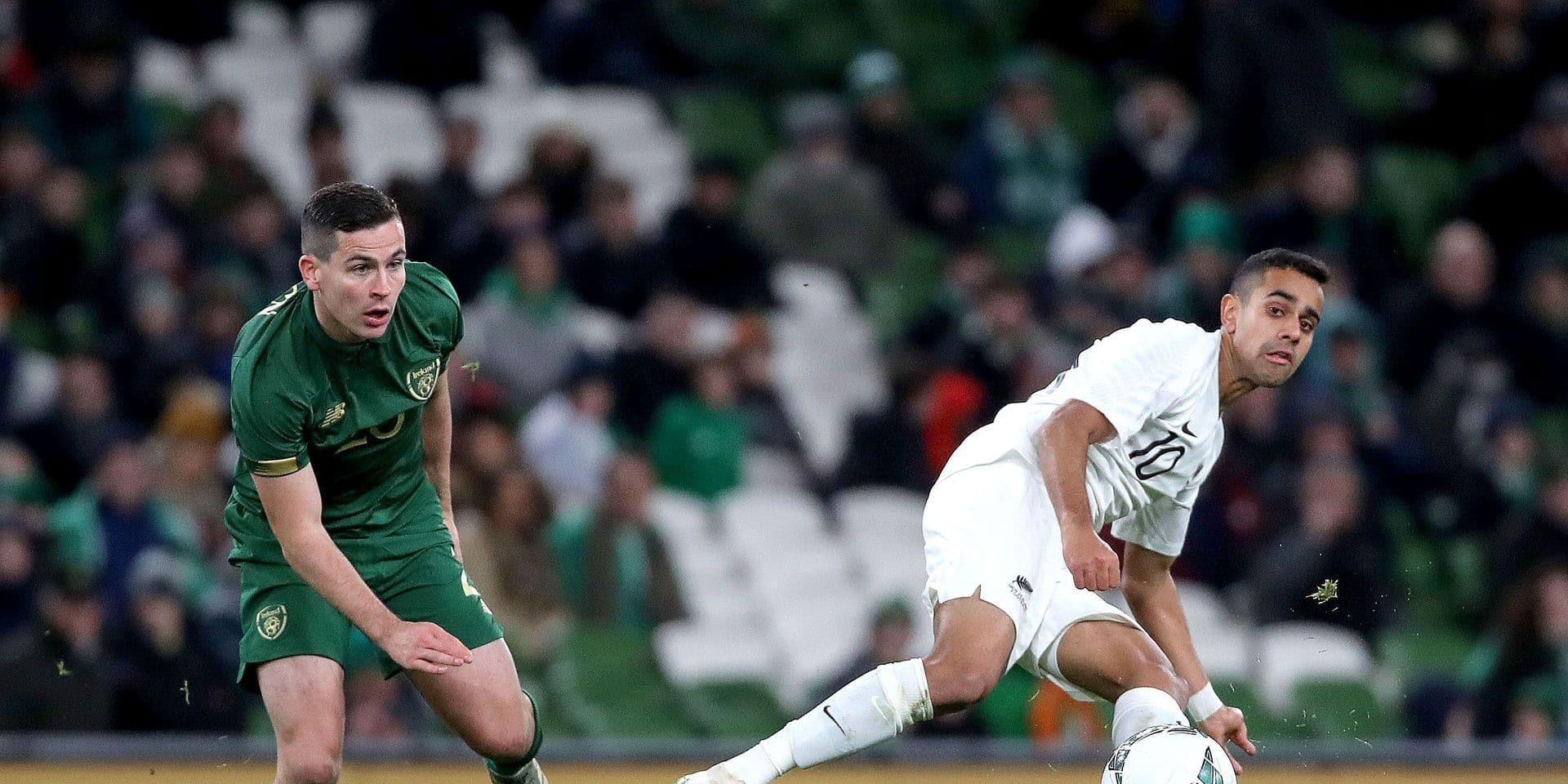 Three International Friendly, Länderspiel, Nationalmannschaft Aviva Stadium, Dublin 14/11/2019 Republic of Ireland vs N