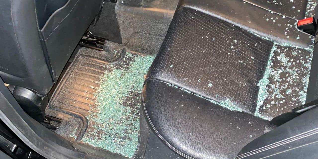 Anderlecht : un voleur en train de dépouiller un taxi pris en flagrant délit (VIDEO)