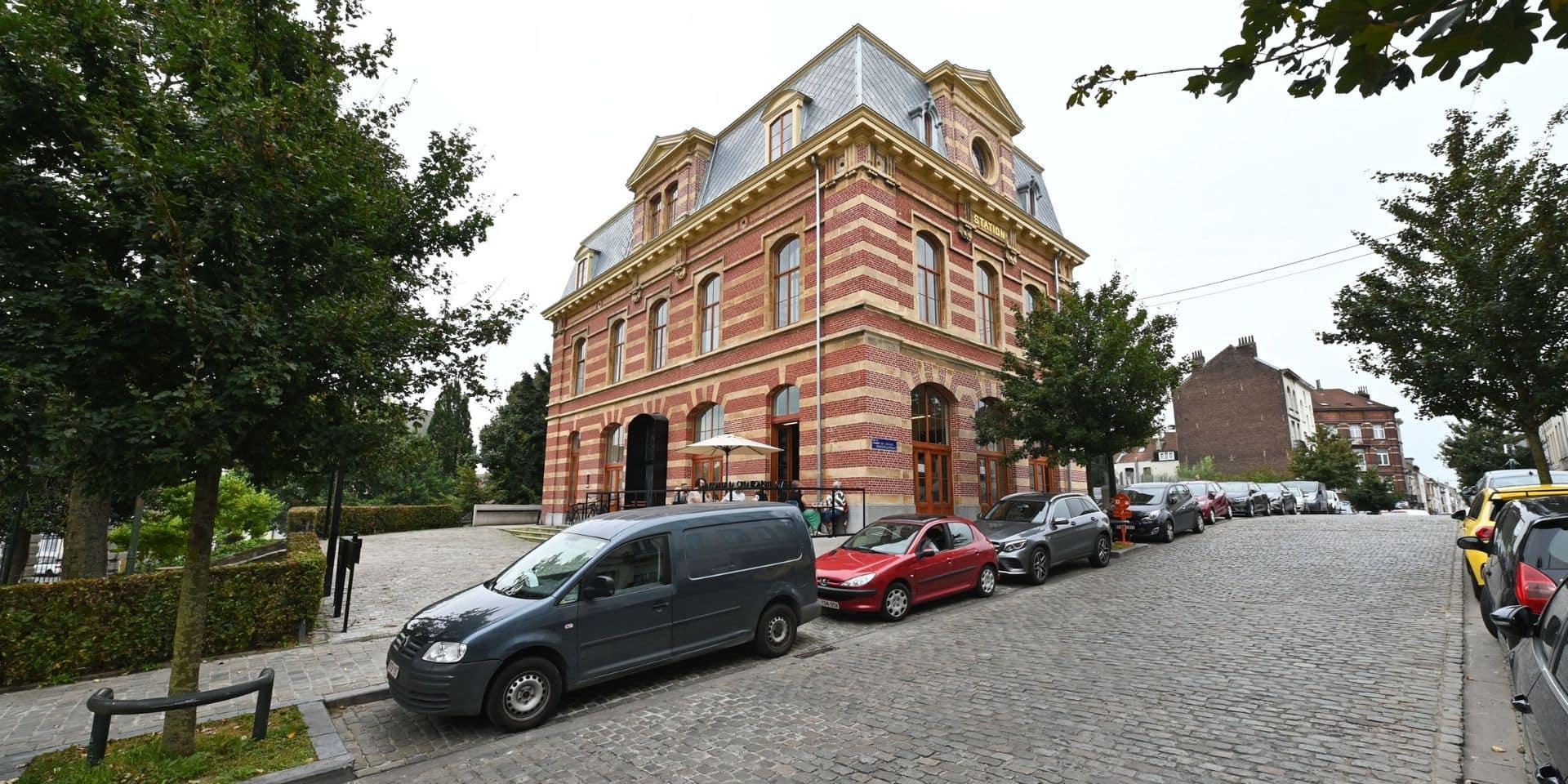 L'ancienne gare de Laeken vous invite à la fête ce week-end pour son inauguration