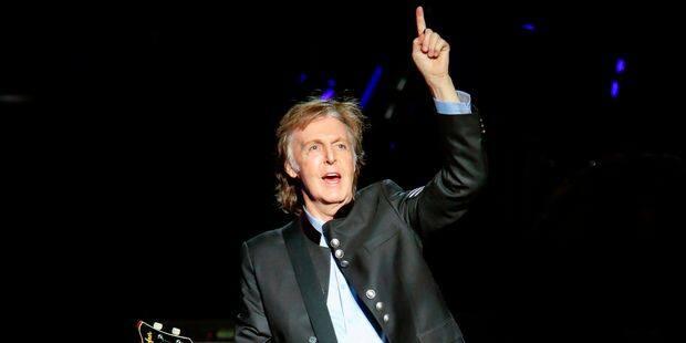 USA: Paul McCartney est en tête des ventes pour la première fois en 40 ans - La DH