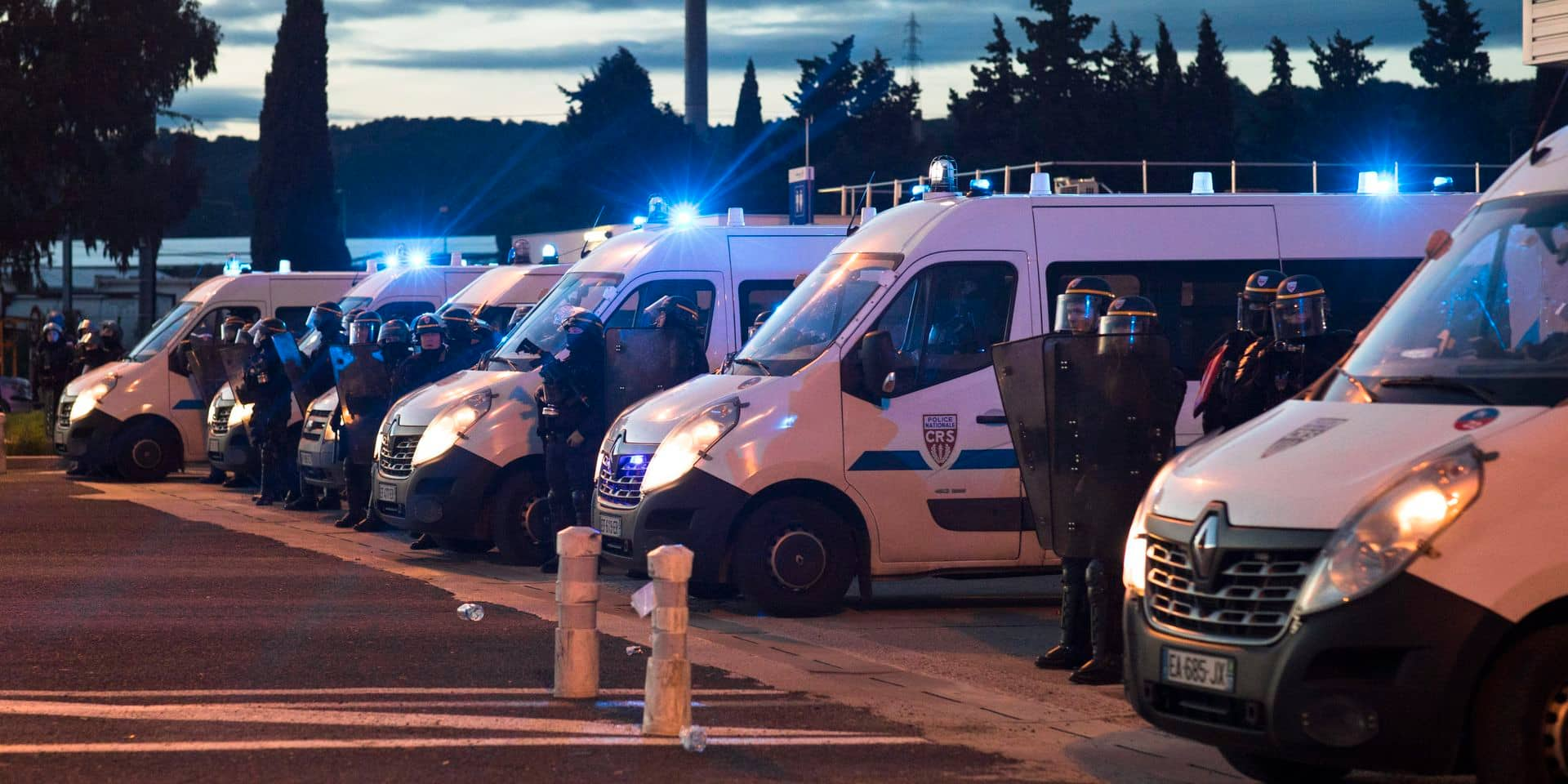 Gilets jaunes : la police franco-belge s'organise aux frontières