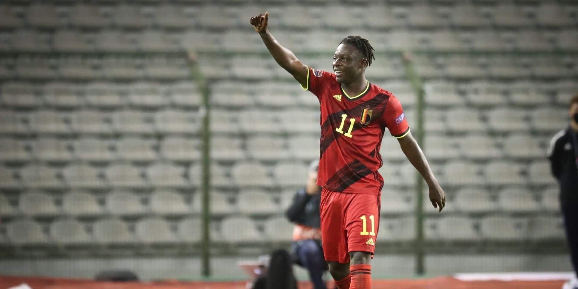 Liverpool ne lâche pas Doku et serait prêt à le laisser un an à Anderlecht