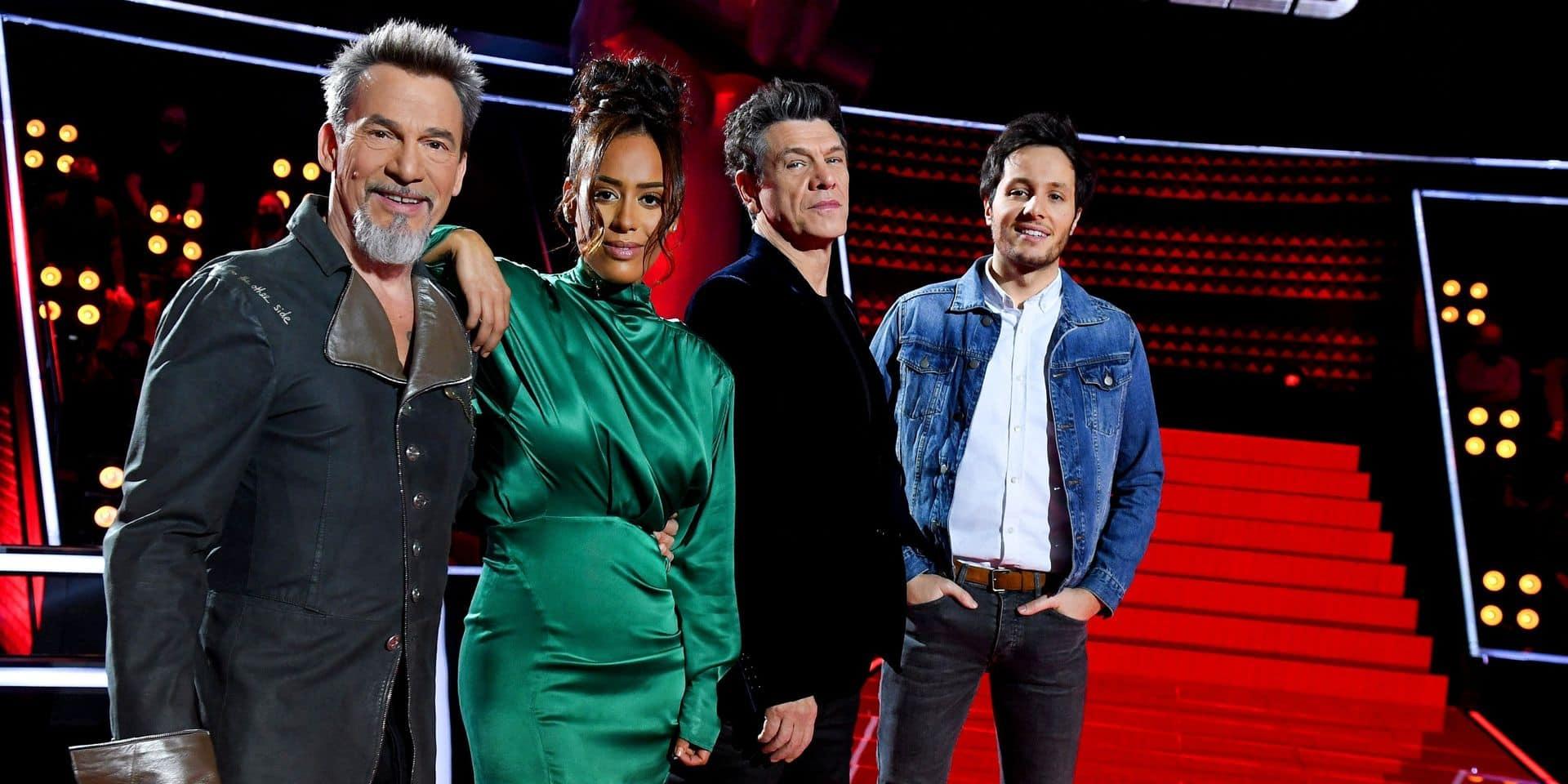 La production de The Voice prend une décision radicale pour 8 candidats avant la demi-finale