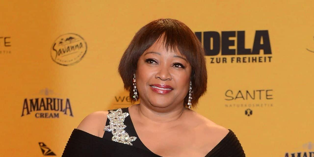 La fille de Nelson Mandela, Zindzi, est décédée à Johannesbourg à l'âge de 59 ans