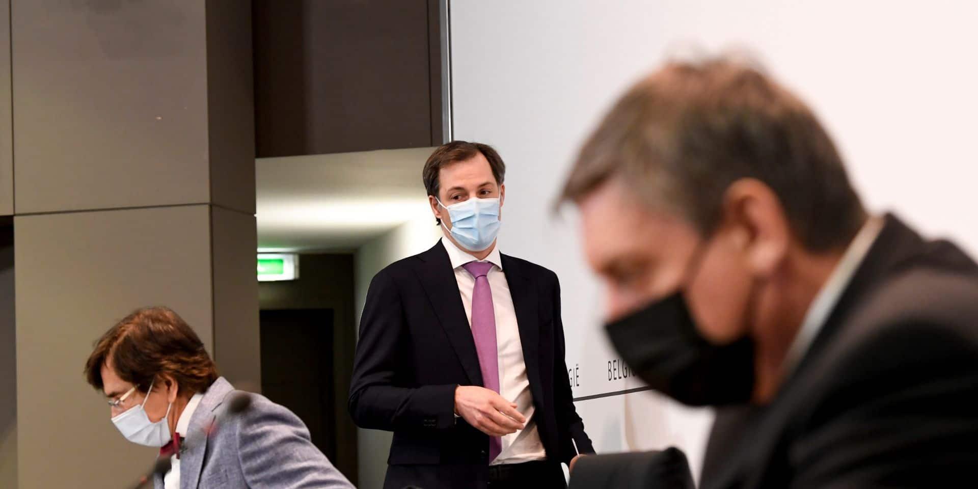 """Deux décisions du Codeco inquiètent les experts: """"Nous savons par expérience que c'est ainsi que les contaminations augmentent"""""""