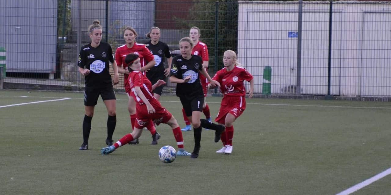 """Le FC Fémina White Star fait ses débuts en Women's Super League et """"bascule dans une autre dimension"""""""