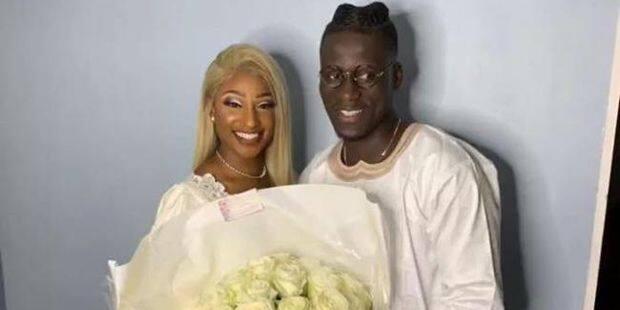 Kara s'est marié avec Miss Sénégal