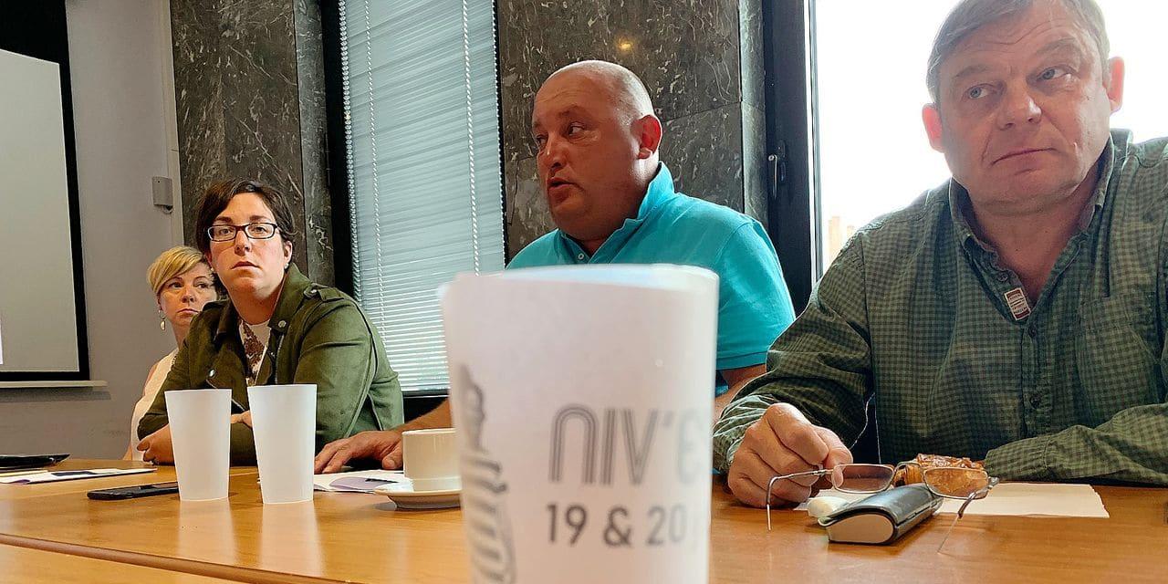 Nivelles va tester les gobelets réutilisables au Niv'Estival